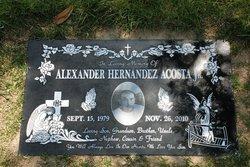 Alexander Hernandez Acosta, Jr