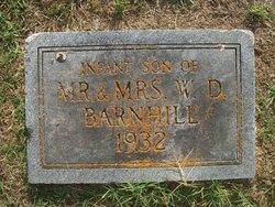 Infant Son Barnhill