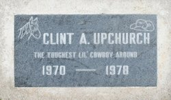 Clint Andrew Upchurch