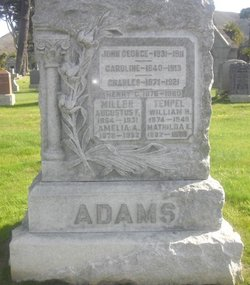 Johann George John Adams