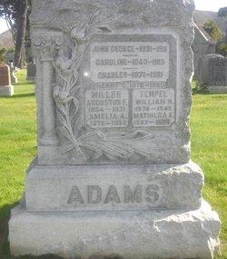 Karoline Caroline <i>Jann</i> Adams