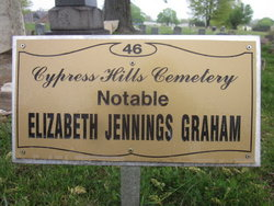 Elizabeth <i>Jennings</i> Graham