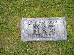 Lucy Mae Adams