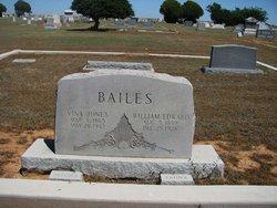 Vina <i>Jones</i> Bailes