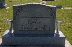 John D Fowler