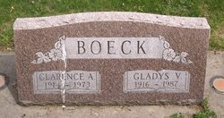 Clarence A Boeck