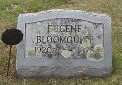 Eugene William Bloomquist