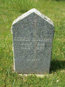 George S Adams