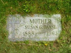 Susan G <i>Diamond</i> Baase