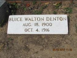Bruce Walton Denton