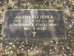 Pvt Joseph Fletcher