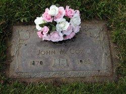 John Martin Cox