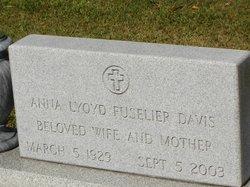 Anna Lyoyd <i>Fuselier</i> Davis