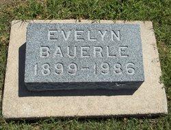 Evelyn <i>Nesbit</i> Bauerle