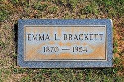 Emma Leila Leila <i>Dellinger</i> Brackett