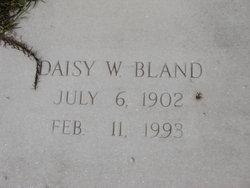 Daisy <i>Womack</i> Bland