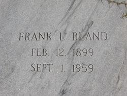 Frank Lundy Bland