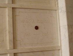 Virginia <i>Hall</i> Blonger