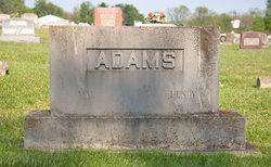 Henry Sherman Adams