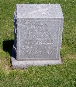 Mary C. <i>Quinn</i> Belonger