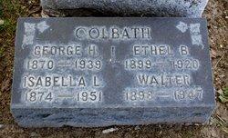 Isabella Laidlaw <i>MacIntosh</i> Colbath