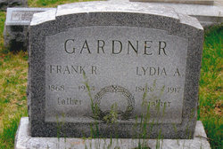 Frank R. Gardner