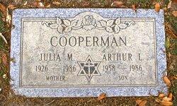 Julia M Cooperman