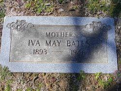 Iva May <i>Brown</i> Bates