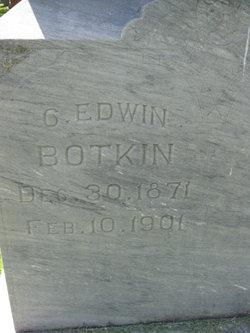Charles Edwin Botkin