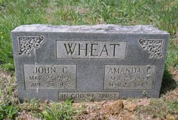 Amanda Curtis <i>White</i> Wheat
