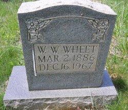 William W. Wheet
