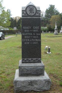 Martha G Case