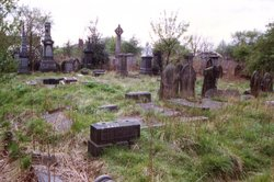 Wesleyan Methodist Cemetery, Cheetham Hill