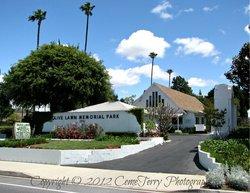 Olive Lawn Memorial Park