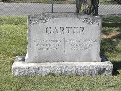 Pvt William Andrew Carter