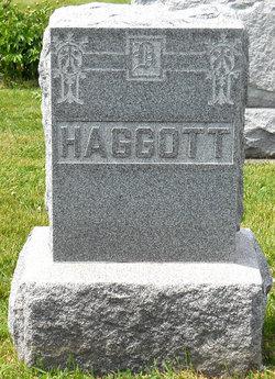 Harry Keith Haggott
