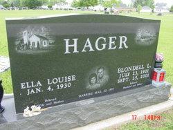 Blondell L. Hager