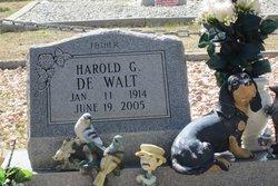 Harold Glenn Dewalt