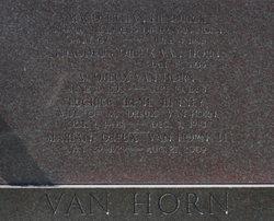 Thaddeus Dreux Van Horn