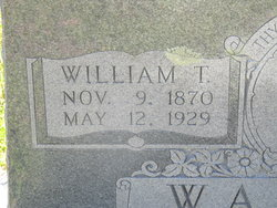 William Thomas Bud Watson