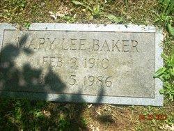Mary Lee Baker