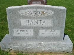 Ida Mae <i>Mefford</i> Banta