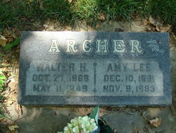 Amy Lee Archer