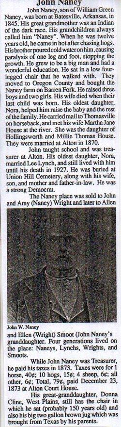 John William Naney