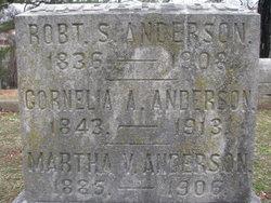 Robert Seaburn Anderson