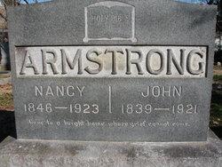 Nancy <i>Weekley</i> Armstrong