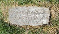Nancy Ann <i>Good</i> Wilson