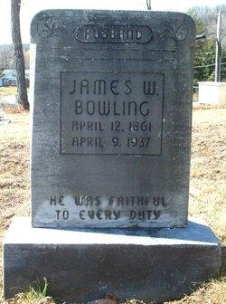 James William Willie Bowling