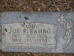 Joe Reginald Rambo