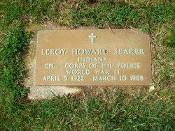 Corp Leroy Howard Searer